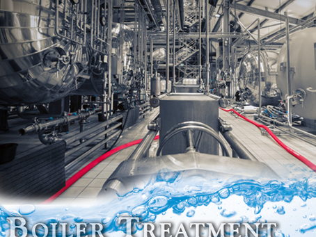 Boiler Feed Water Treatment for Industrial Boilers