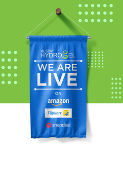 Hydrogel Agriculture - Ecommerce