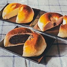 앙금빵 3종류