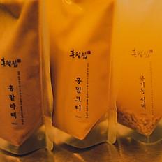 파우치 팩 3종 음료