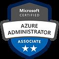Microsoft Azure Administrator Associate.