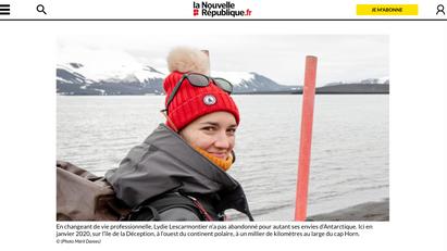 Climat: les preuves de l'Antarctique