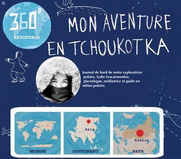 Reportage en Tchoukotka - Baïka magazine