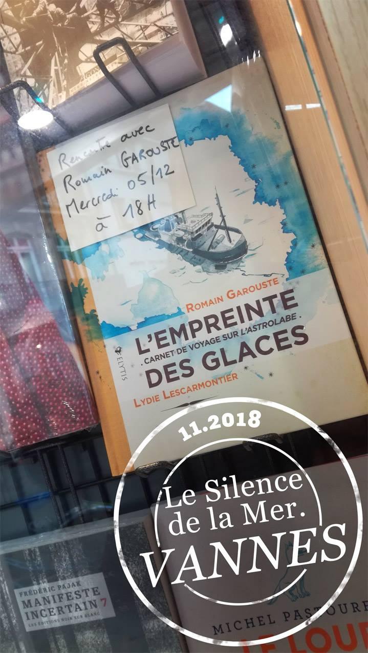 Silence de la mer Vannes