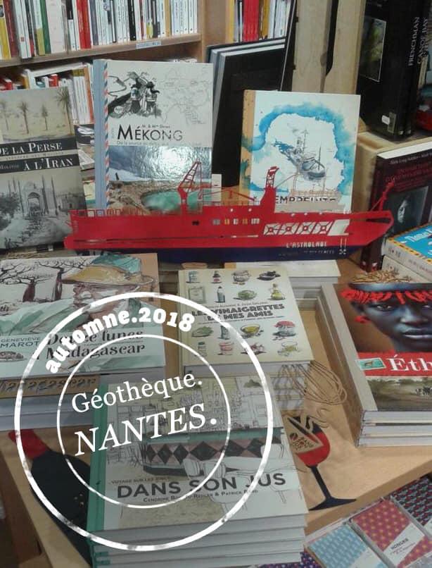 Géothèque Nantes