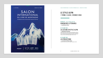 Salon International du Livre de Montagne de Passy