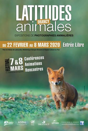 Latitudes Animales - exposition photo