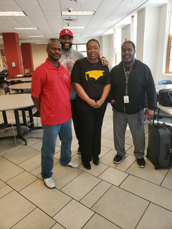 Shaker Heights Staff and I