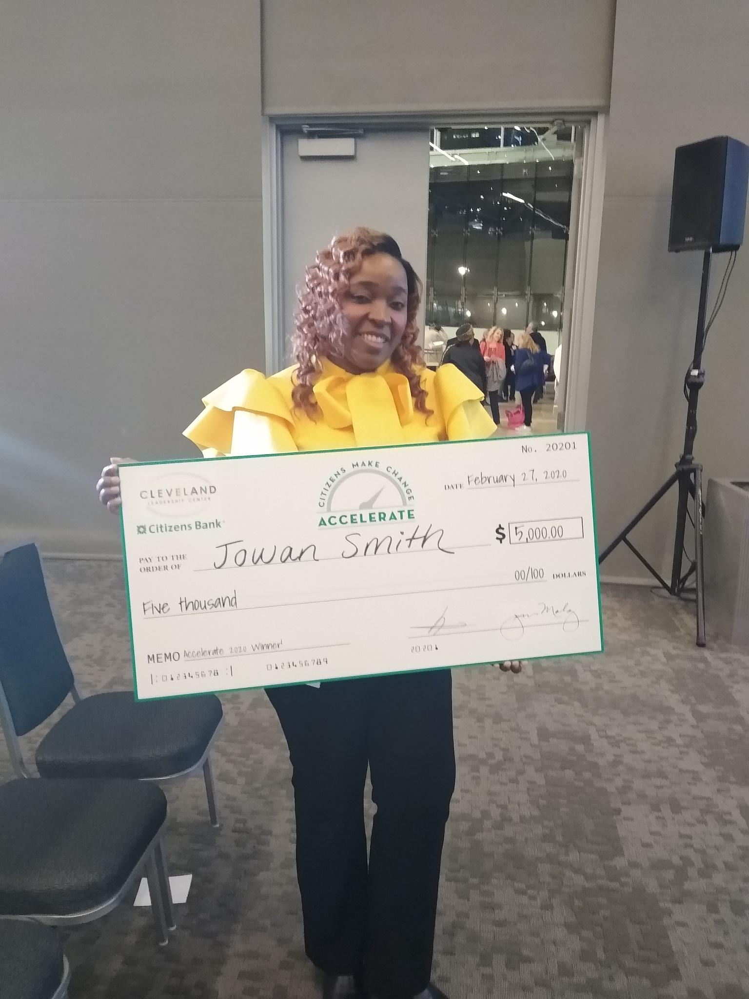 Accelerate 2020 Winner