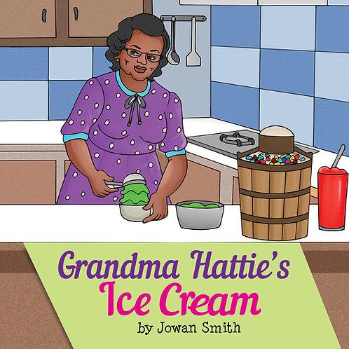 Grandma Hattie's Ice Cream Hardback