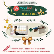 YogaEnLive Publication Offre de Noël 3.j