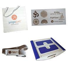 options et accessoires Yogajust