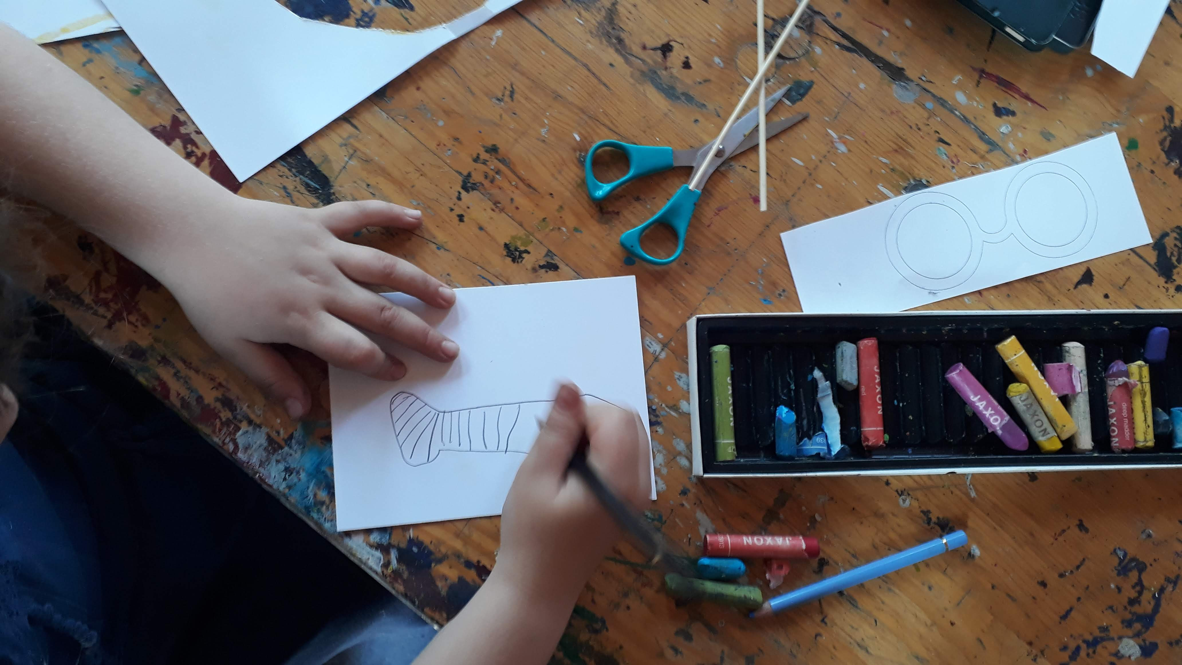 Kreativ Workshop, Kinder ( 4-10 J)