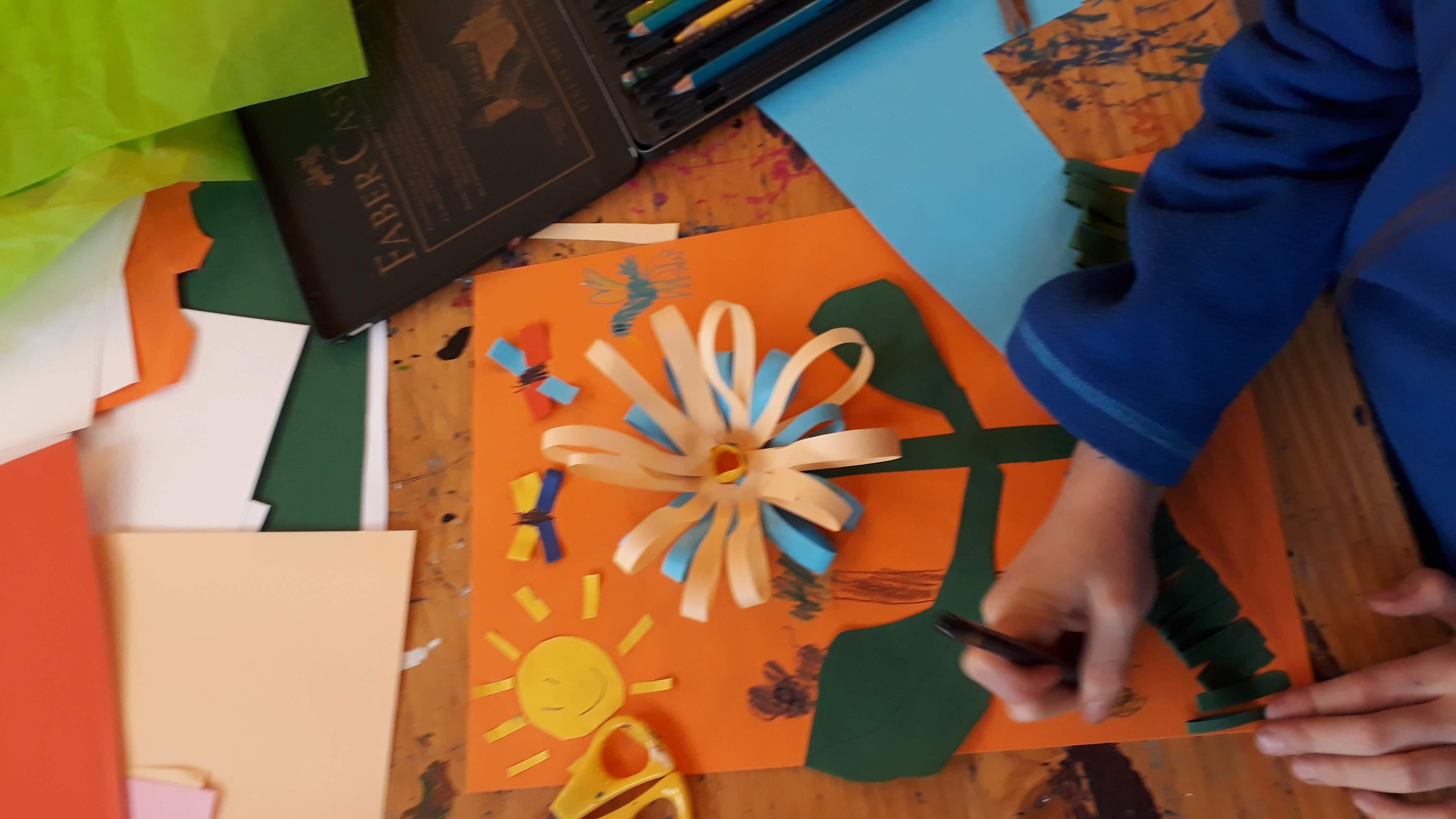 Laboratorio creativo in IT,bimbi 4-10 a