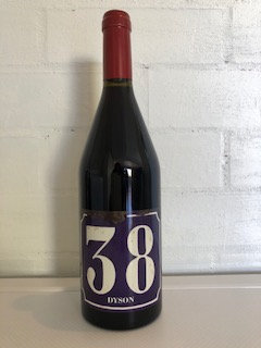 "2017 Pinot Noir ""The Seductress"""