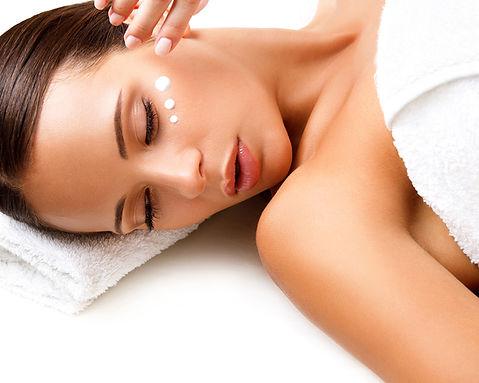 serenity spa & beauty salon waxing lashes brows tinting spray tan make up