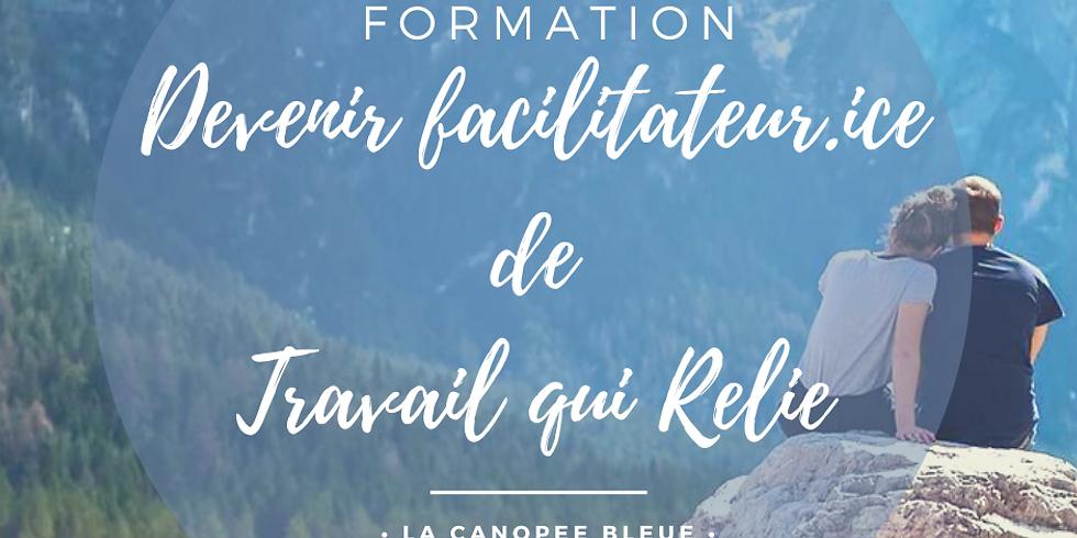 """Formation """" Devenir facilitateur.ice de Travail qui relie"""""""