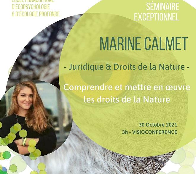 Juridique et droits de la Nature - Avec