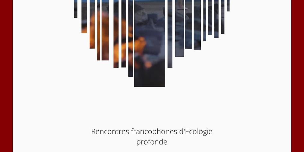 Rencontres francophones d'Ecologie profonde France -INFOS COVID - REPORTE