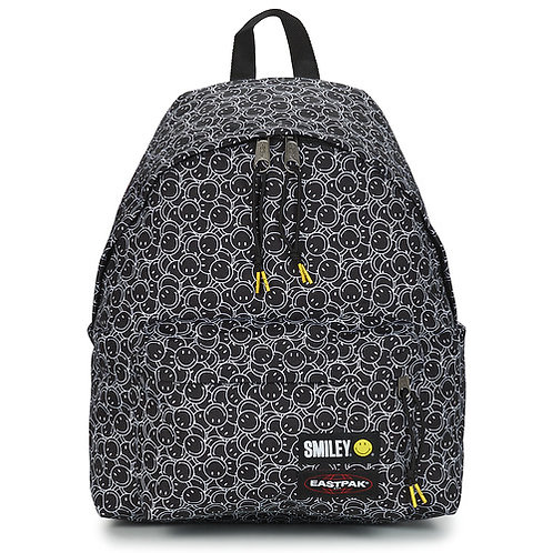 EASTPAK - Padded Pak'R Smiley - Zaino nero