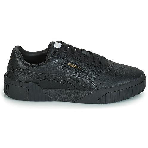 PUMA - Sneakers CALI - Nero scarpe donna nere moda tendenza athleisure prezzi bassi urban loop