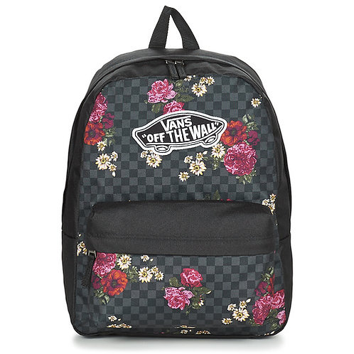 VANS - Zaino REALM BACKPACK - Nero / Multicolore