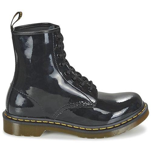 DR MARTENS - Stivaletti 1460 W - Nero uomo donna stivali prezzi bassi lowcost economici urban loop scarpe