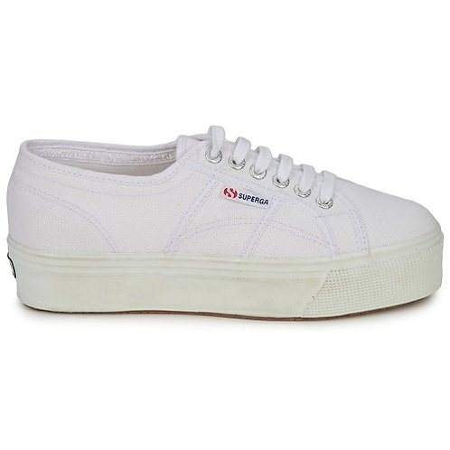 SUPERGA - Sneakers 2790 LINEA UP AND - Bianco