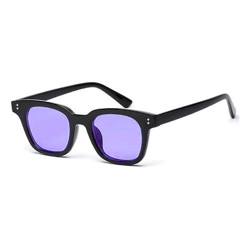 Occhiali da sole DEPP UOMO donna vintage retro sunglasses stile moscot lenti chiare azzurre 2018 urban loop