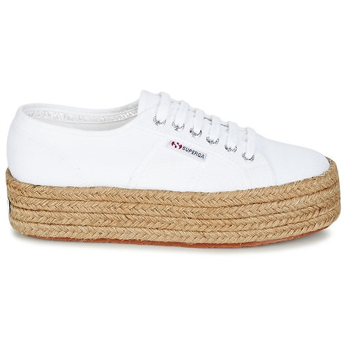 SUPERGA - Sneakers 2790 COTROPE W - Bianco
