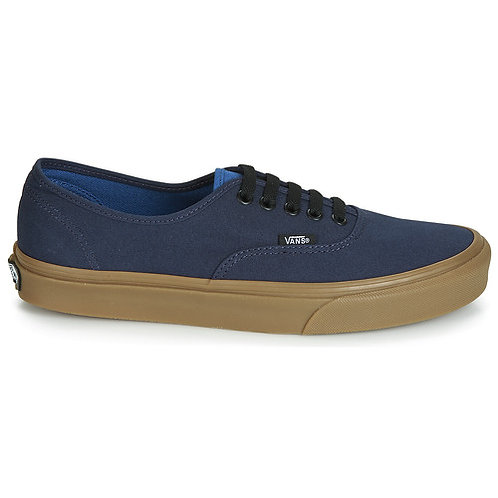 Vans - Authentic - Scarpe in tessuto blu