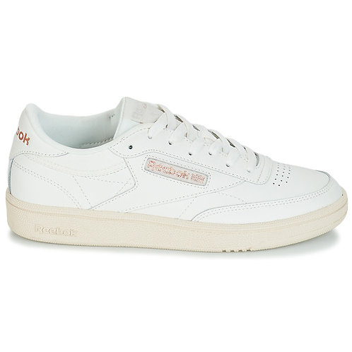 REEBOK CLASSIC - Sneakers CLUB C 85 - Bianco