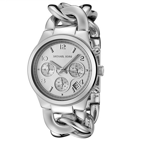 Michael Kors MK3149 Runway Twist - Orologio donna in acciaio con cronografo orologi donne 2017 2018 urban loop