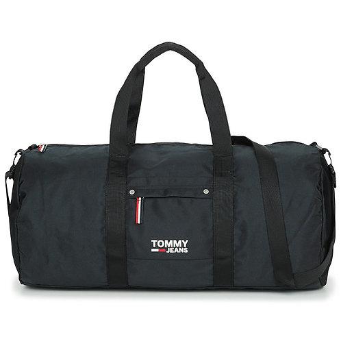 TOMMY JEANS hilfiger - Borsone uomo donna TJM COOL CITY DUFFLE - Nero viaggio bagaglio a mano travelbag