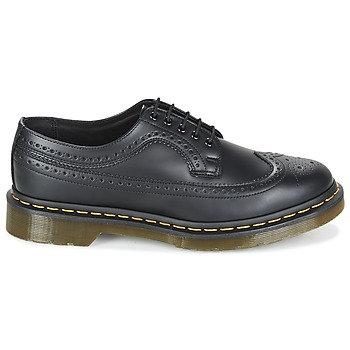 DR MARTENS - 3989 - Scarpe brogue basse nere
