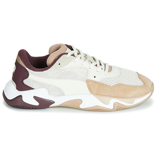 PUMA - Sneakers STORM ORIGIN NOUGAT - Beige