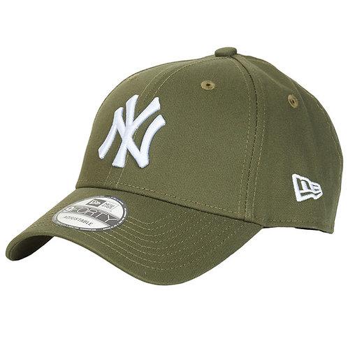 NEW ERA - LEAGUE ESSENTIAL 9FORTY NEW YORK YANKEES - Cappello Kaki
