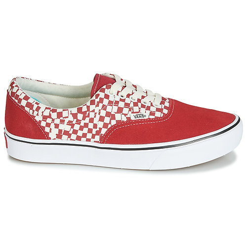 VANS - Sneakers COMFYCUSH ERA - Rosso / Bianco