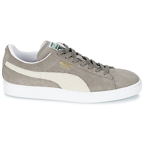 PUMA - Sneakers SUEDE CLASSIC - grigio scarpe uomo donna sportive streetwear moda urban loop