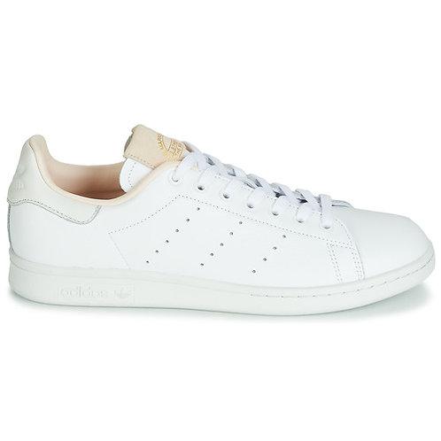 ADIDAS ORIGINALS - Stan Smith - Sneakers bianche e beige