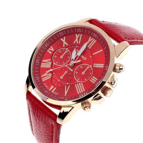 Orologio donna - Rosso