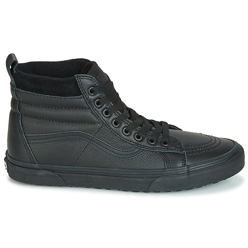 VANS - SK8-HI MTE - Sneakers alte imbottite in pelle nere
