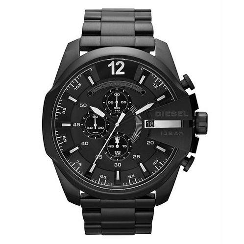 DZ4283 DIESEL - Orologio uomo in acciaio nero orologi resistente acqua urban loop