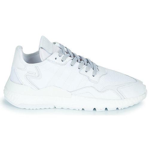 ADIDAS ORIGINALS - Nite Jogger - Sneakers bianche