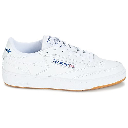 REEBOK CLASSIC - Sneakers CLUB C 85 - Bianco