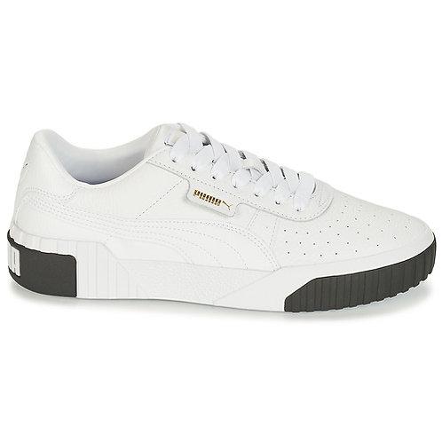 PUMA - Sneakers CALI - Bianco / Nero scarpe donna athleisure prezzi bassi urban loop