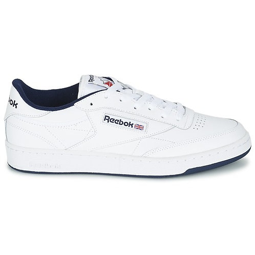 REEBOK CLASSIC  - Sneakers CLUB C 85 - Bianco/Blu