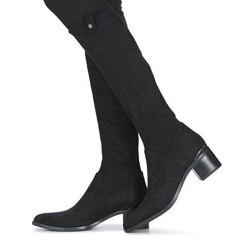 JB MARTIN - Encre - Stivali neri con tacco