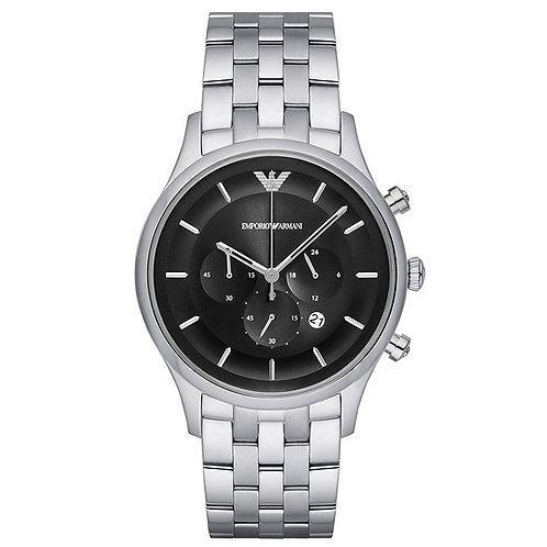 EMPORIO ARMANI - Orologio uomo AR11017 in acciaio orologi scontati urban loop prezzi bassi