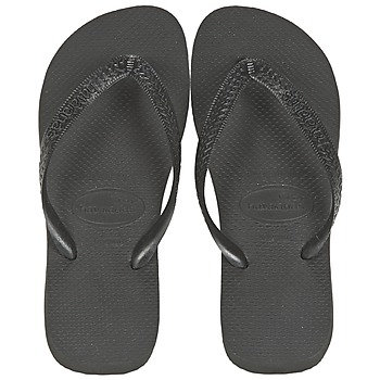HAVAIANAS - Infradito TOP uomo donna sandali gomma nero ciabatte spiaggia mare estate 2018 urban loop